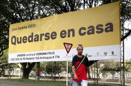 Toque de queda en Colombia