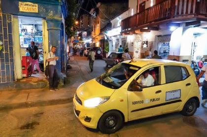 Taxi Cartagena
