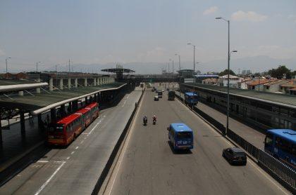 Bogotá en tiempos de coronavirus