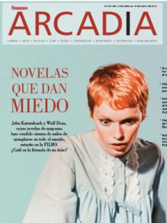 Portadas revista Arcadia