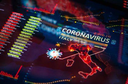 Coronavirus: Italia rompe récord de muertes en 24 horas