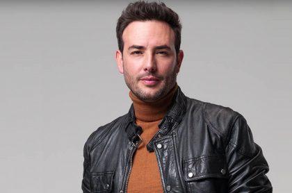 Sebastián Martínez, actor.