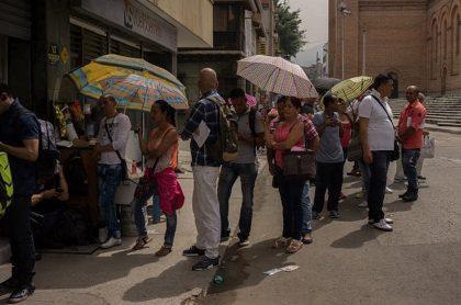 Desempleo en Colombia- imagen de referencia.