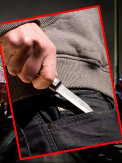 Ladrones apuñalan a ciudadano en Transmilenio