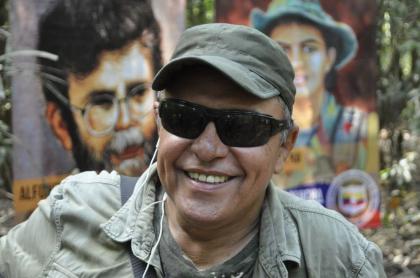 'Jesús Santrich', en entrevista desde la clandestinidad