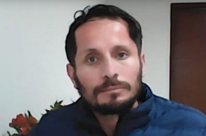 Juan David Sánchez, concejal con conavirus