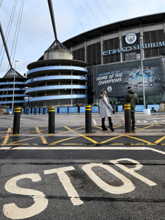 Estadio del Manchester City