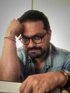 Santiago Rodríguez, actor y presentador.