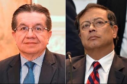 Fernando Ruiz y Petro sobre coronavirus