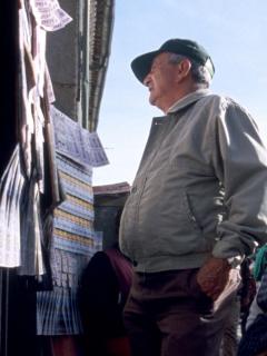Lotería en Bogotá, Colombia