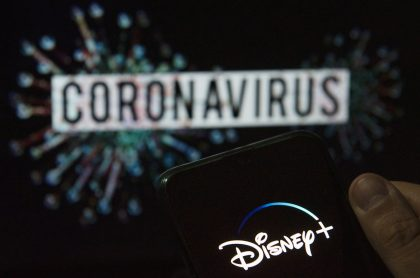 Disney Plus Coronavirus