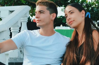Legarda, cantante, y Luisa Fernanda W, 'influencer'.