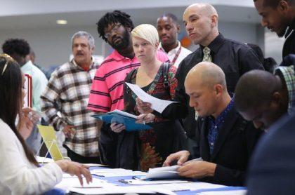 Desempleo en Estados Unidos por COVID-19.