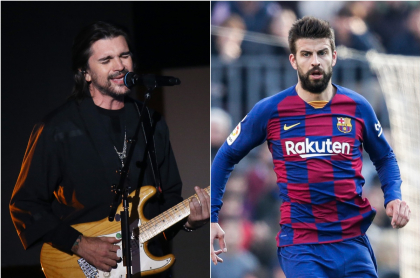 Juanes / Gerard Piqué