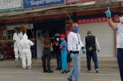 Mujer muere mientras reclamaba subsidio en Popayán