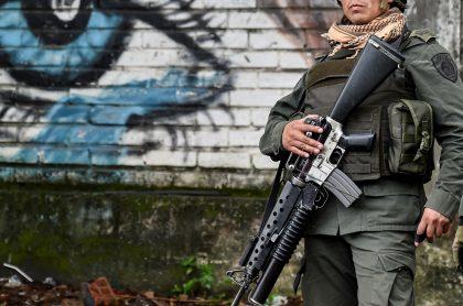 Militar en Colombia