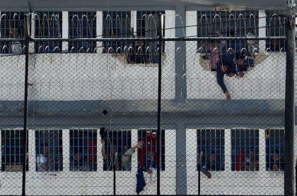 Cárcel Modelo de Bogotá.