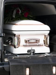 Carro fúnebre, imagen de referencia.