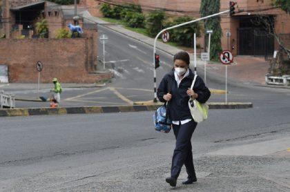Trabajador en Colombia, imagen de referencia.
