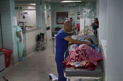 Hospital en Colombia.