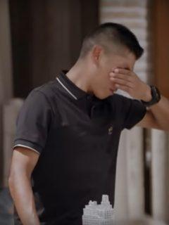 Nairo Quintana llorando