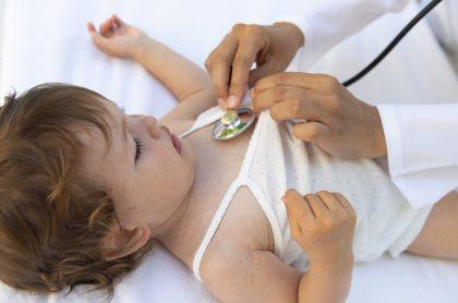 Niño de un año tiene coronavirus en Colombia