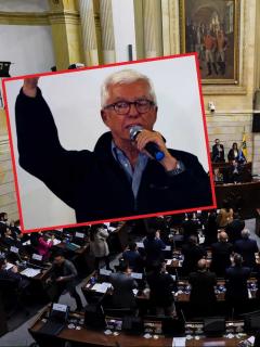 Jorge Robledo y Congreso