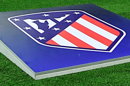 Escudo del Atlético de Madrid