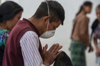 Personas invitan a orar y a no infundir temor por el coronavirus