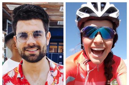 Juan Diego Vanegas y Sofía Gómez