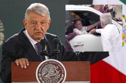 Presidente de México.