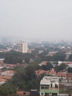Mala calidad del aire en Cúcuta