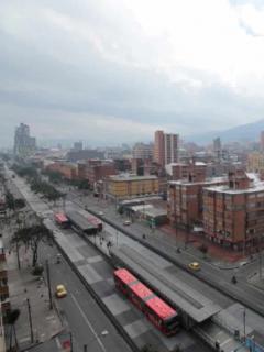 Calidad del Aire en Bogotá mejoró