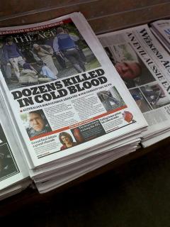 Periódicos australianos