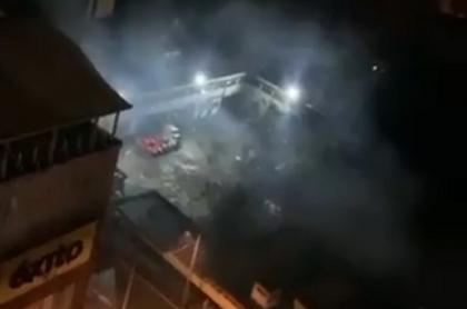 Explosiones Bogotá 2 de abril