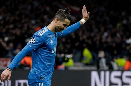 Cristiano Ronaldo, en Juventus