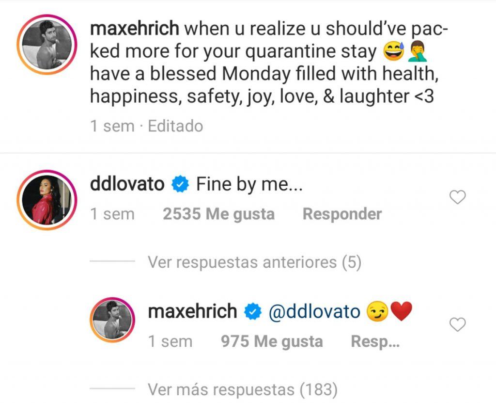 Instagram @maxehrich
