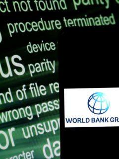 Banco Mundial coronavirus