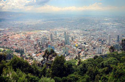 El medio ambiente mejora en Bogotá durante la cuarentena.