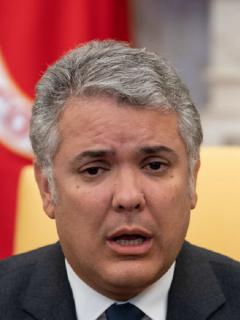 Iván Duque / Santiago Alarcón