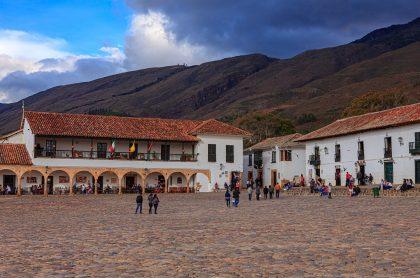 Villa de Leyva fue escenario de polémica por la cuarentena