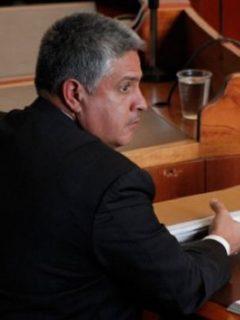 Ordenan medidia de aseguramiento para Iván Moreno