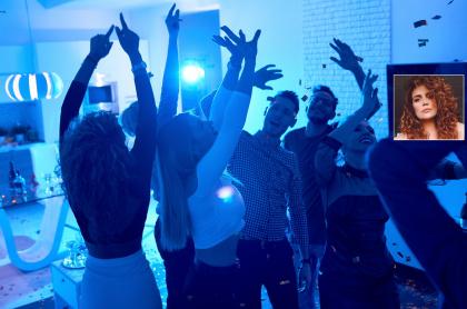 A cantante Sandra Serrato la querían contratar para fiesta, en cuarentena, en Los Rosales de Bogotá.