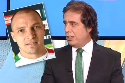 'Pecoso' Correa y César Augusto Londoño