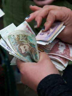 Imagen de referencia, dinero.