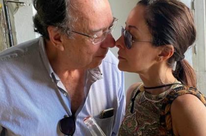 Julio y Flavia Dos Santos