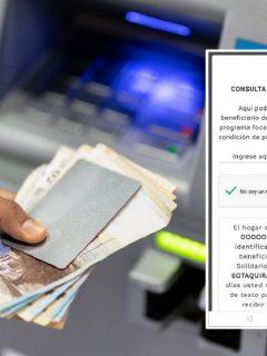 """Ciudadanos denuncian """"anomalías"""" con subsidio a informales y Gobierno da explicación"""