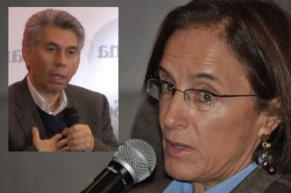 Columna de Salud Hernández a Coronell en Semana