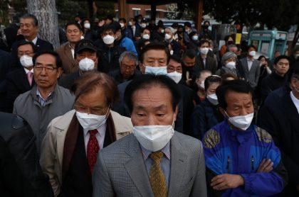 Corea del Sur, en medio del coronavirus