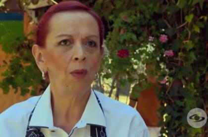 Lucero Gómez, actriz (Q.E.P.D.).